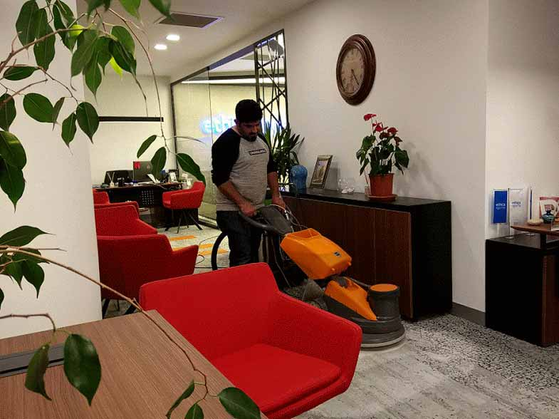 Ofis Temizliği Fotoğrafları