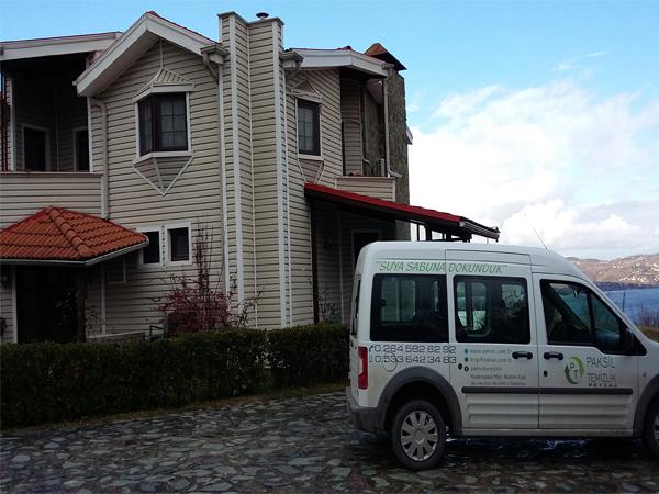 ev ve villa temizliği